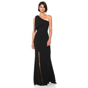 Dress the Population One Shoulder Formal Dress